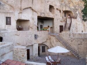 Casas cuevas como viviendas turísticas